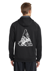 Innovative Inks Wasatch Mtn Tech Fleece Hoodie