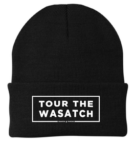 Innovative Inks TTW Knit Beanie - Black