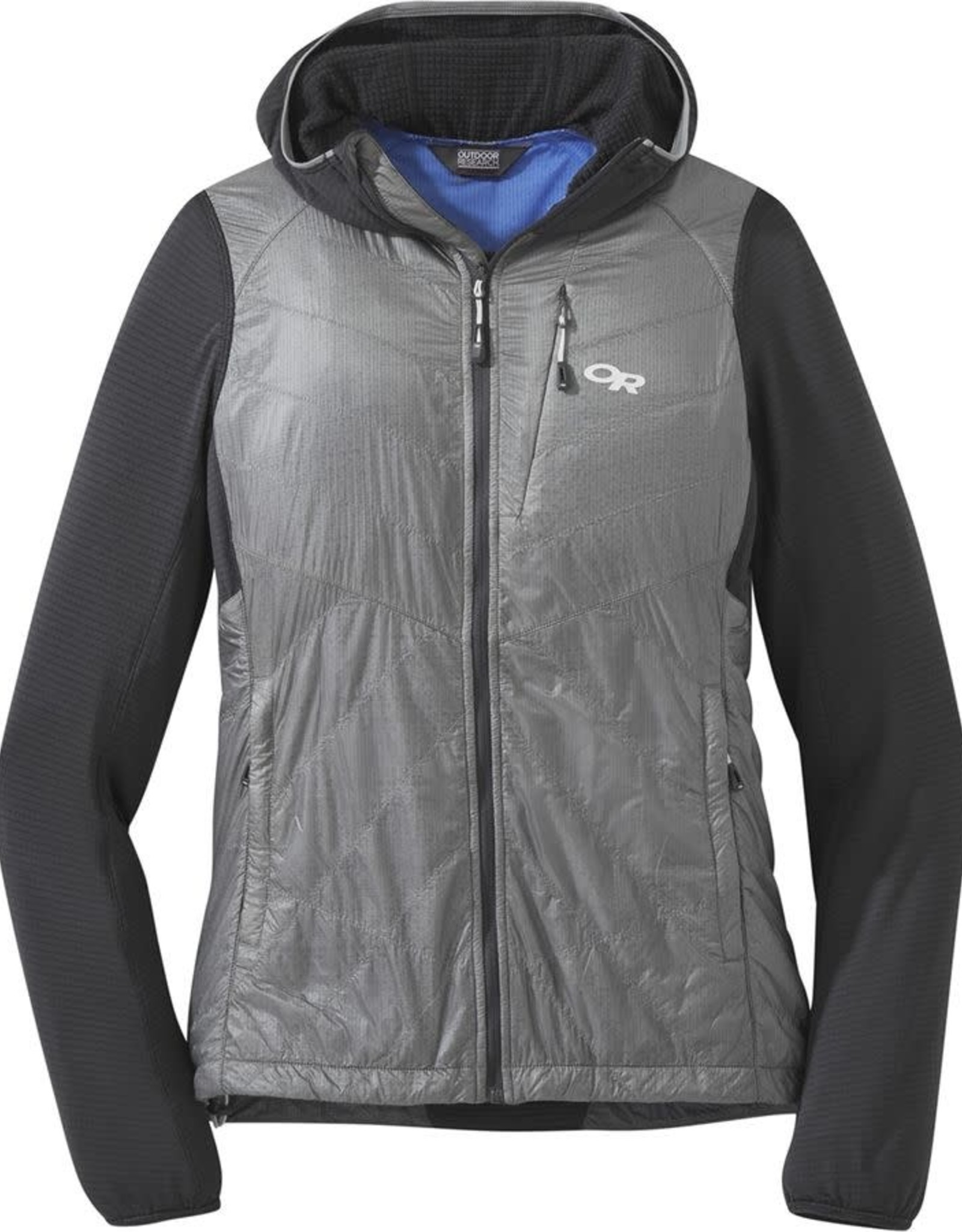 W's Vigor Hybrid Hooded Jacket
