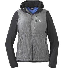 W's Vigor Hybrid Hooded Jacket