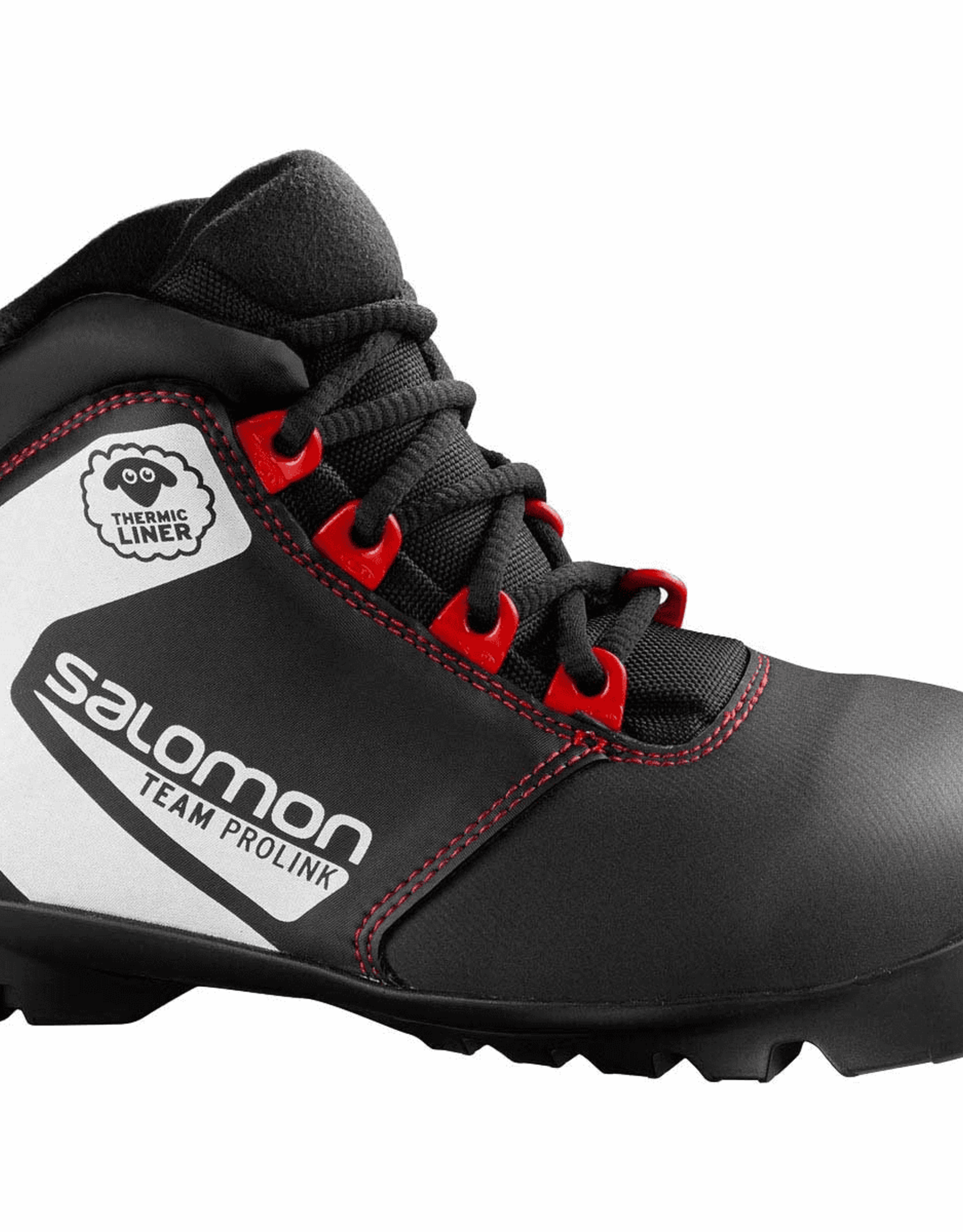 SALOMON Demo Team Prolink JR ski boots