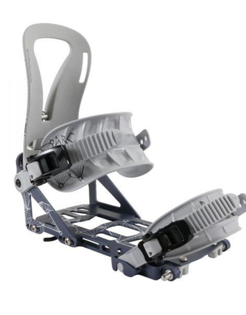 Spark R&D Demo Spark Arc Splitboard Bindings - Blk Medium