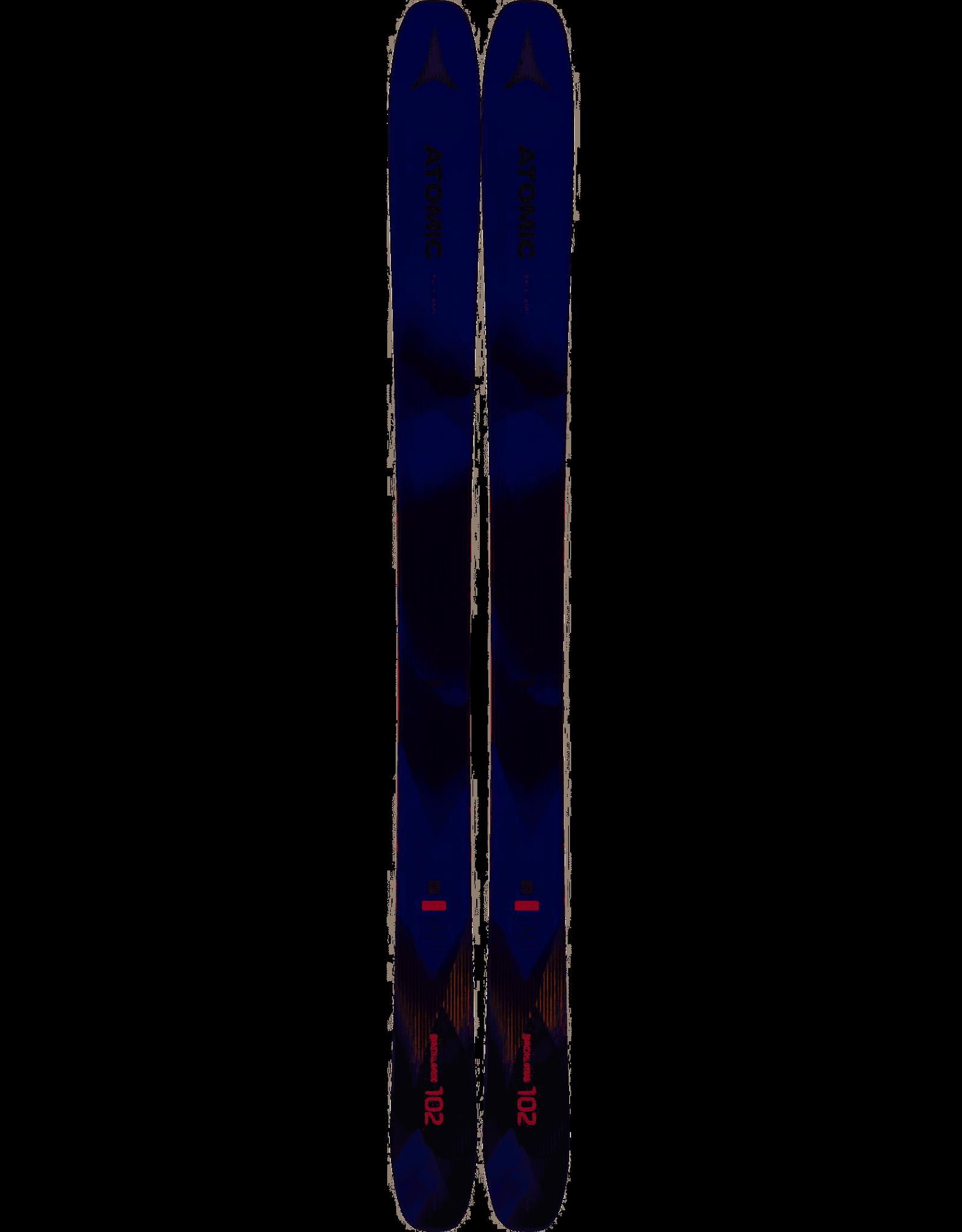 Atomic Backland 102W 156cm (BLEM)