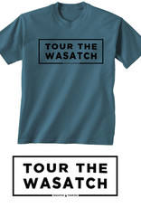 Tour The Wasatch SS Tee