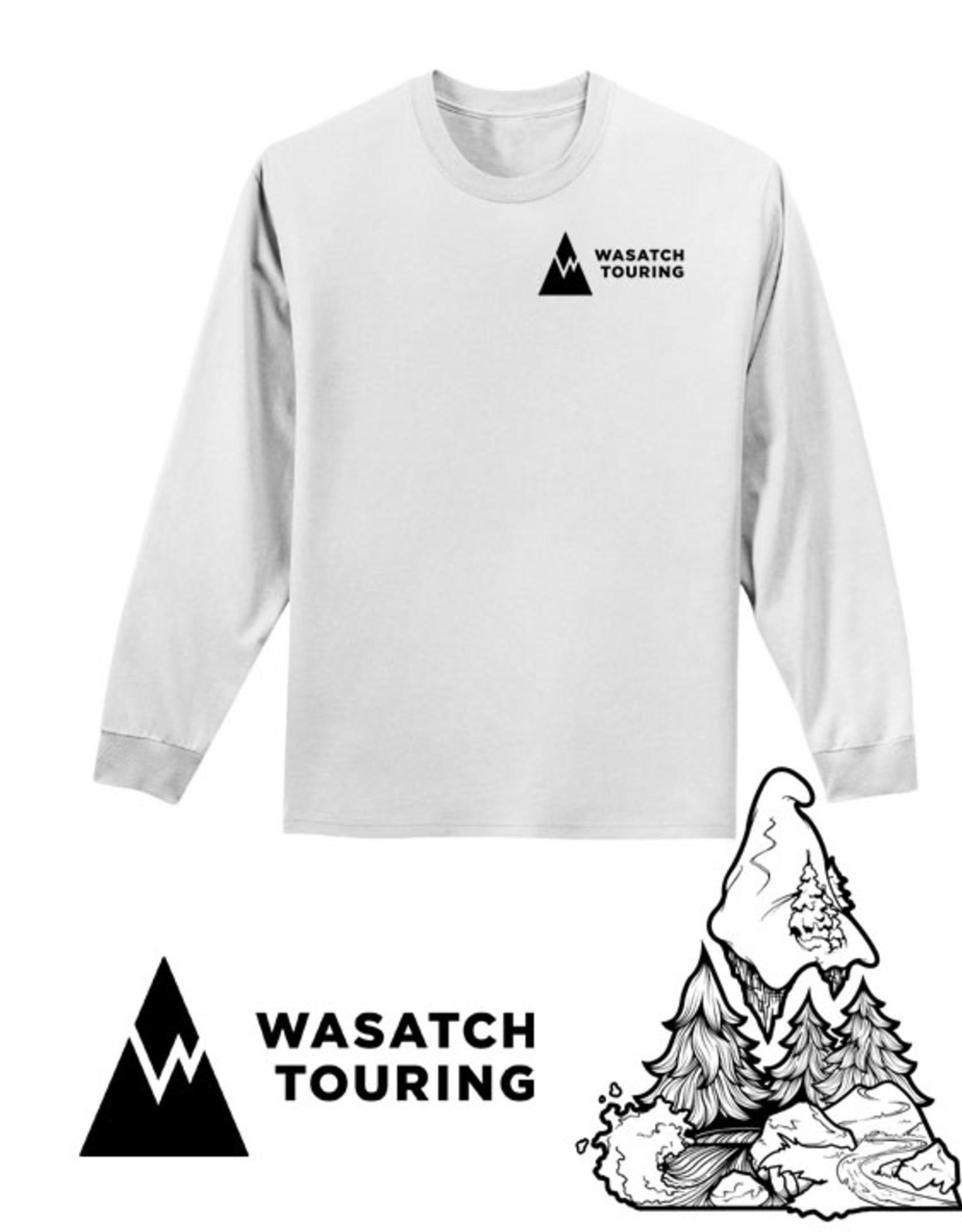 WASATCH TOURING UV shirt LS