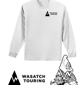 WASATCH TOURING UV shirt LS