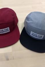 Capteur Hats Wasatch TTW C19 5-panel Hat