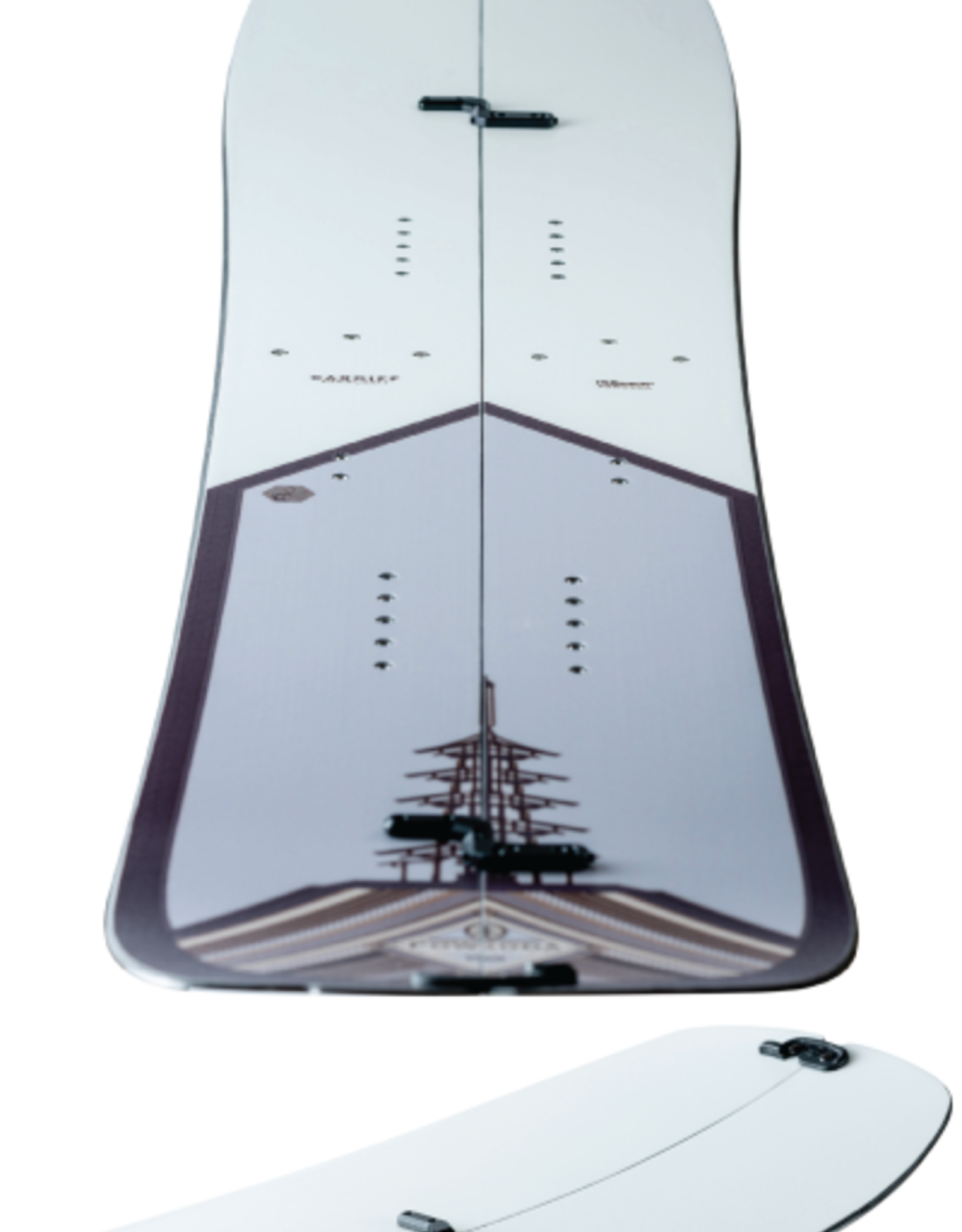 Cardiff SNOWcraft Powgoda Pro Carbon Splitboard 162cm