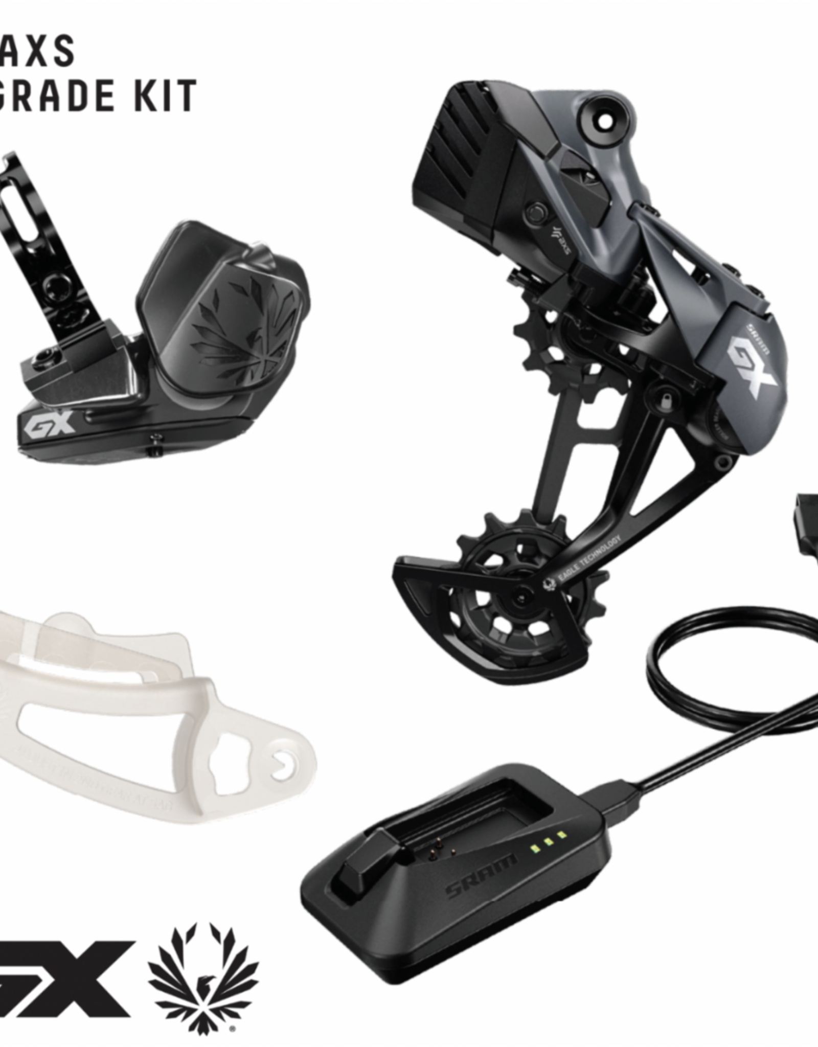 SRAM GX Eagle AXS Upgrade Kit (Rear Derailleur, Battery, Controller)
