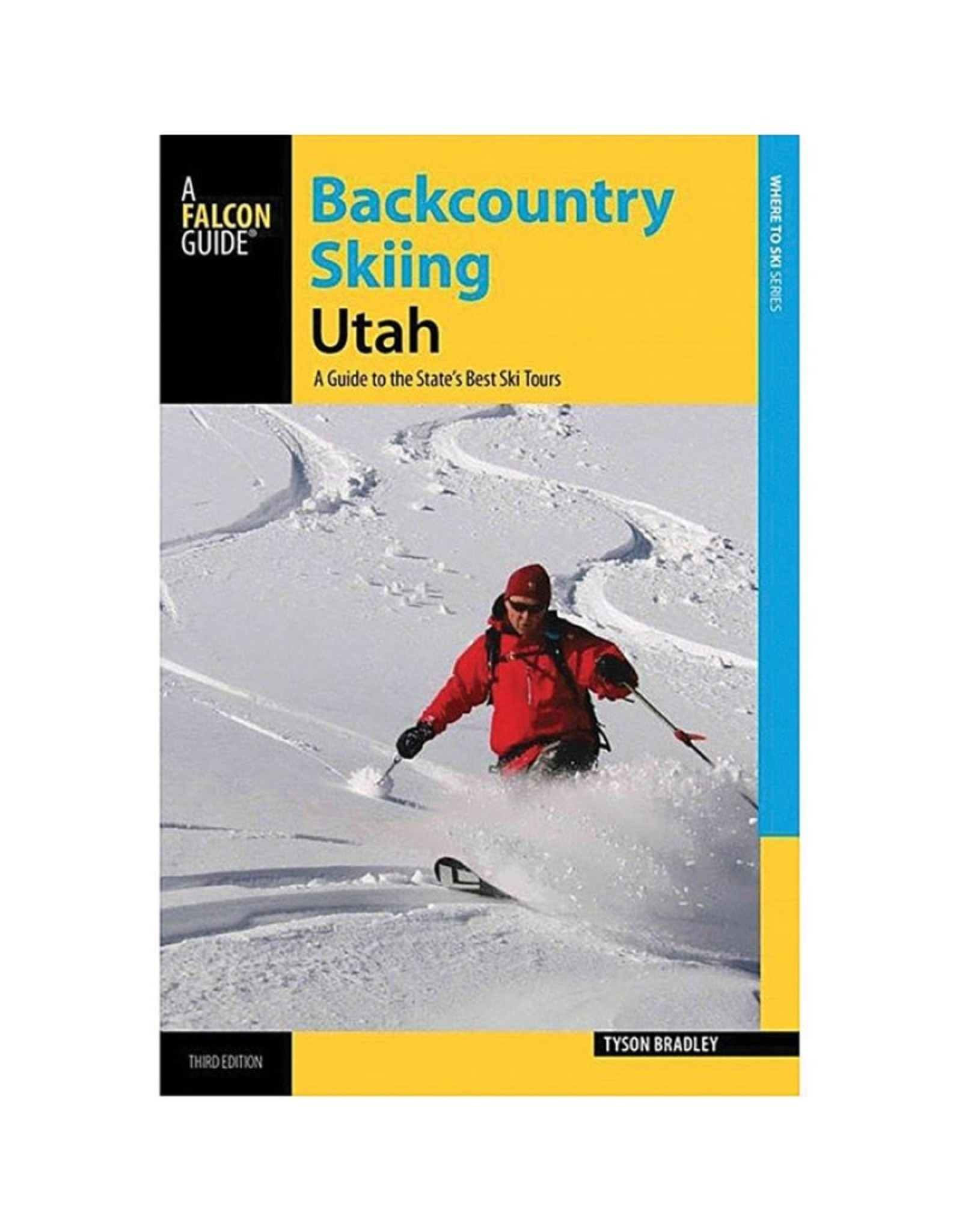 Falcon Guides Backcountry Skiing Utah Guidebook