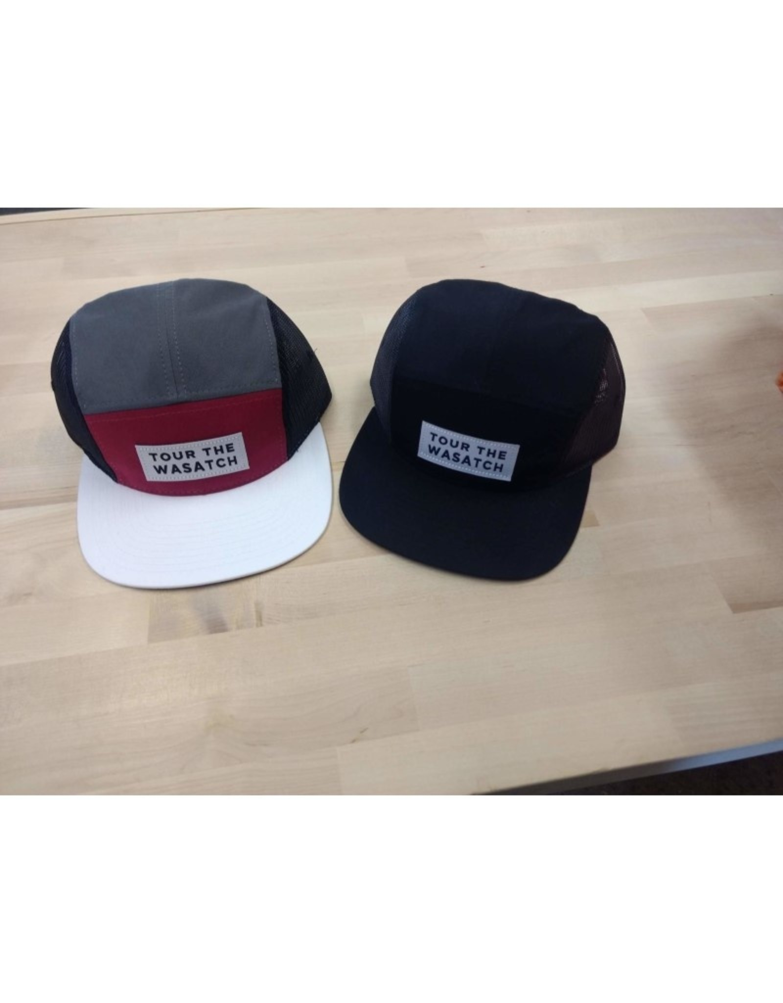 Capteur Hats Wasatch TTW C20 Mesh 5-panel Hat