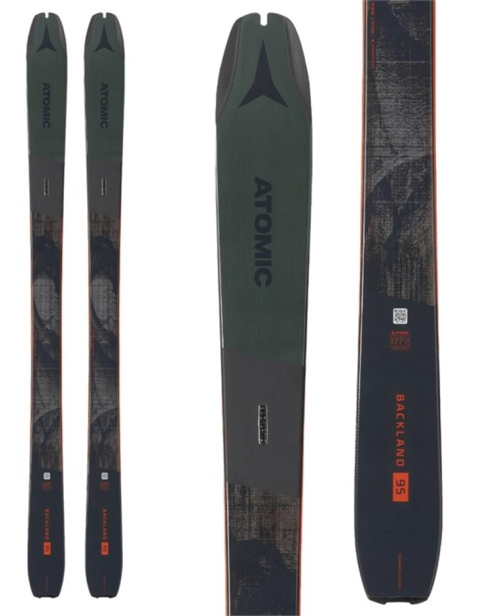 Atomic Backland 95 AT Skis 20/21