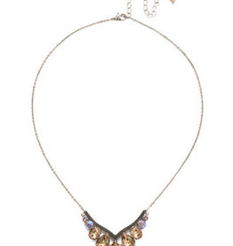 Sorrelli Mirage Peared Up Necklace