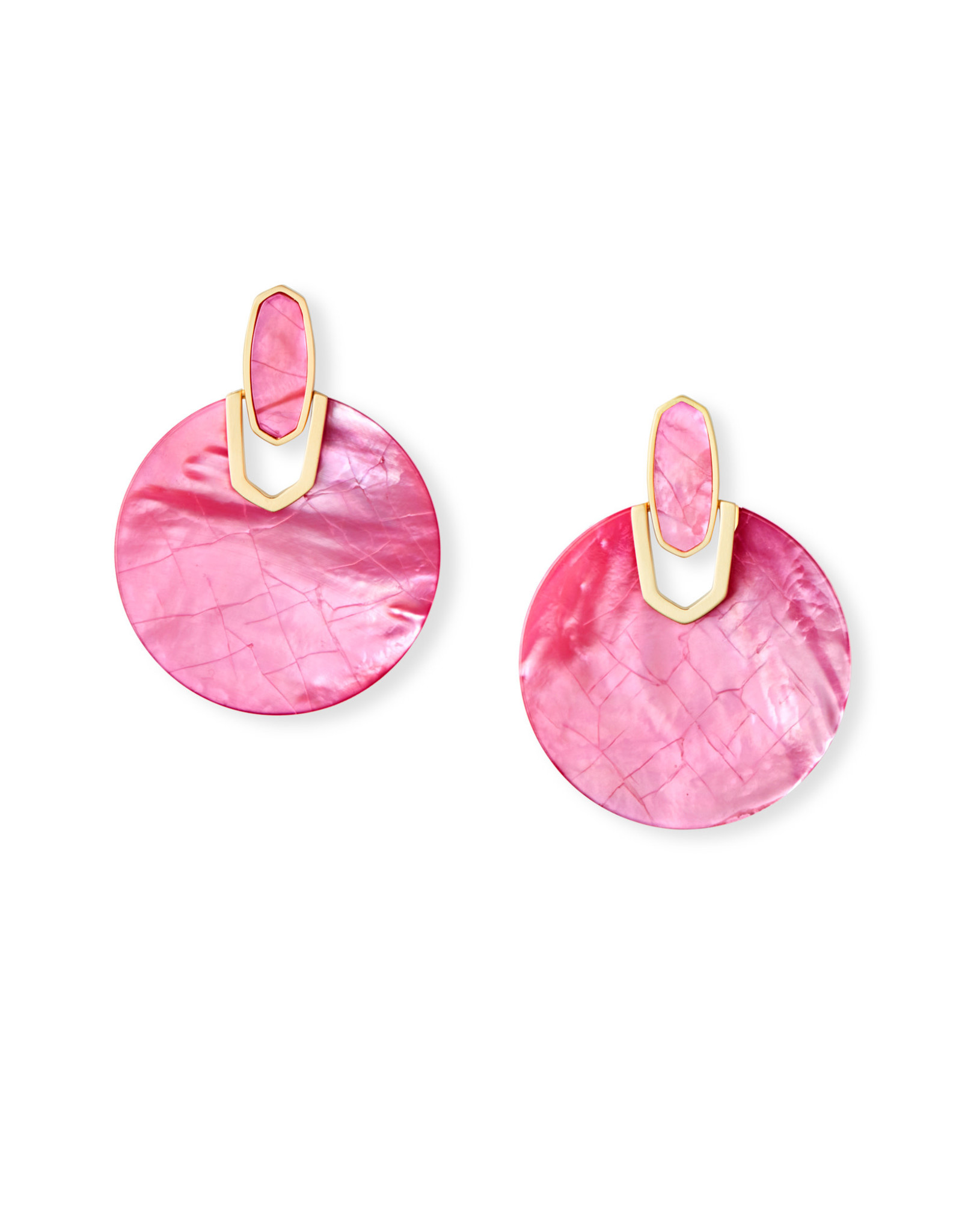 Kendra Scott Didi Earring - Azalea Illusion/Gold