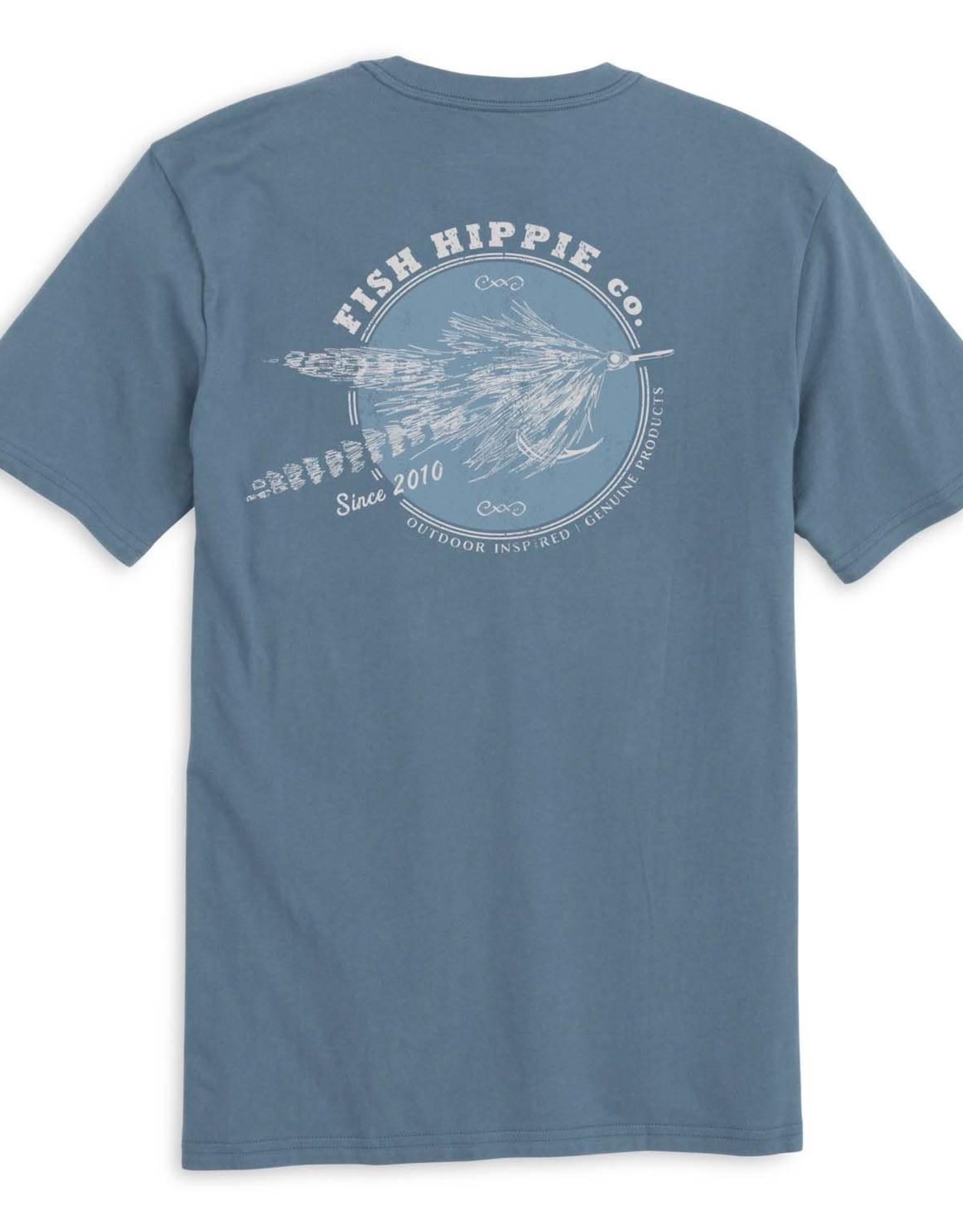 Fish Hippie Tarpon Fly S/S Tee
