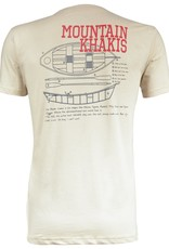 Mountain Khakis Drift Boat S/S Tee