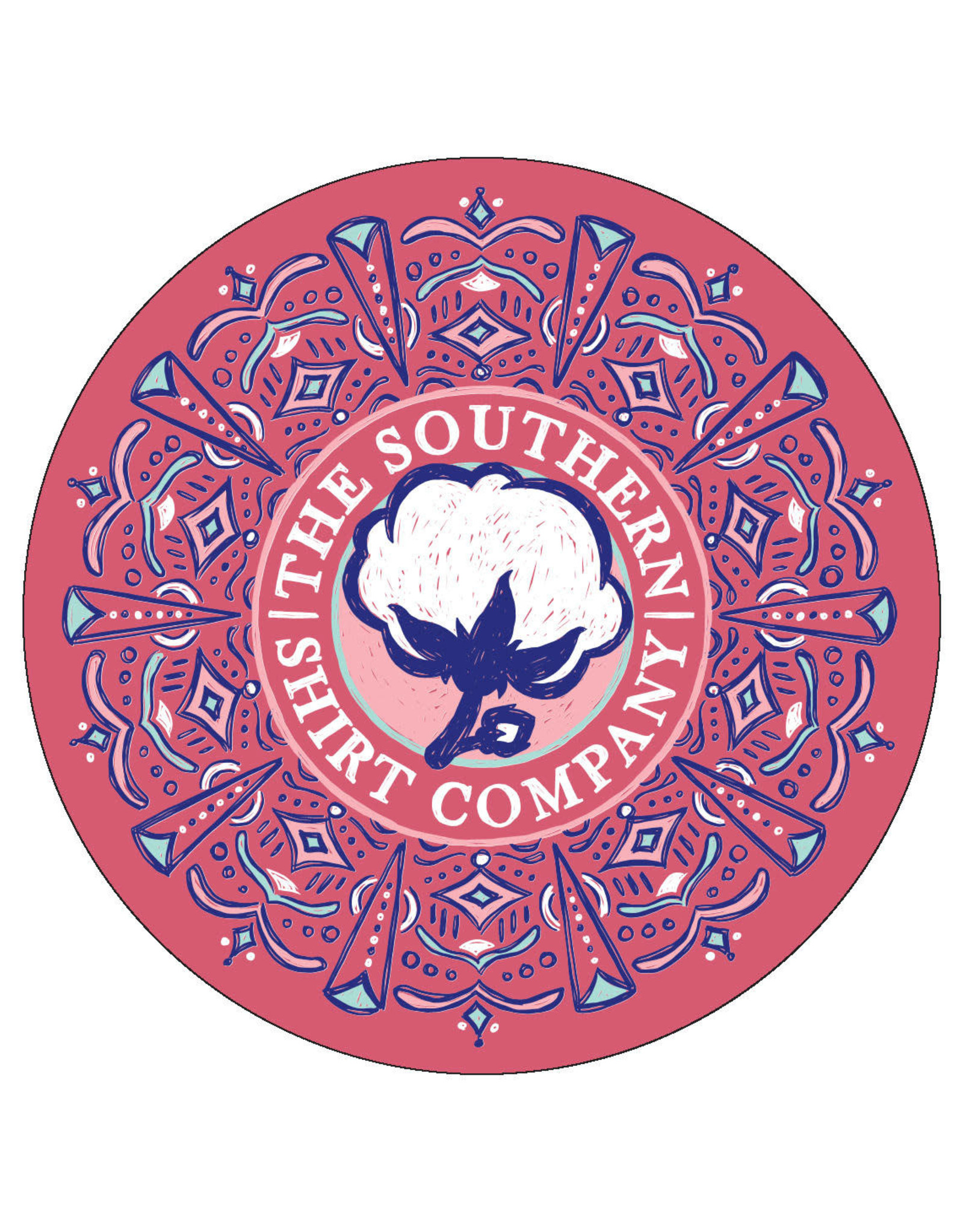 Southern Shirt Co Free To Be Logo Sticker