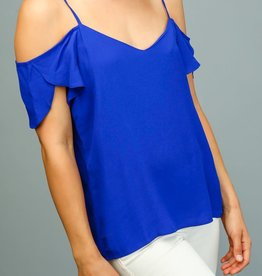 Ladies' Fashions Off Shoulder Top