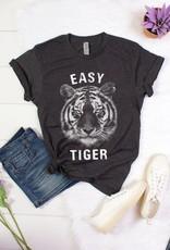 Ladies' Fashions Easy Tiger S/S Tee