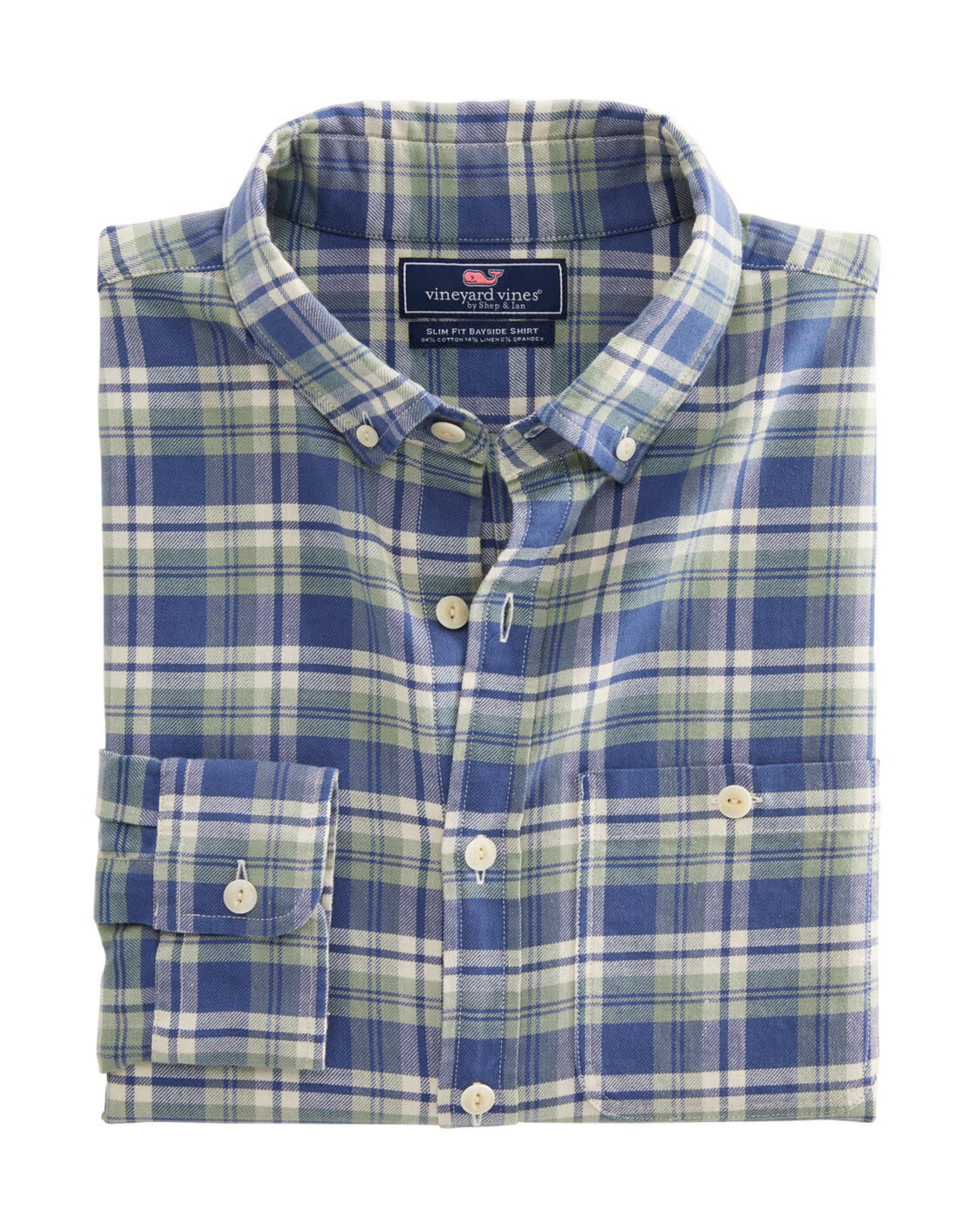 Java Slim Longshore Dress Shirt