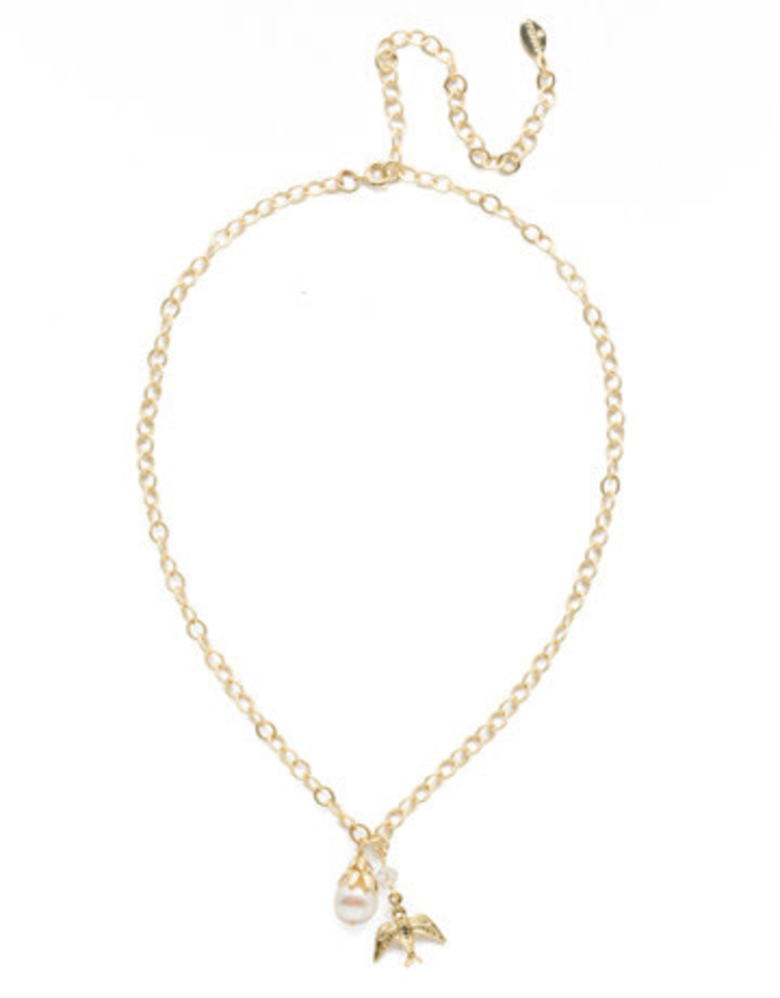 Sorrelli Crystal Piper Classic Pendant Necklace