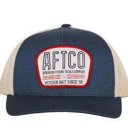 AFTCO Waterborne Snapback