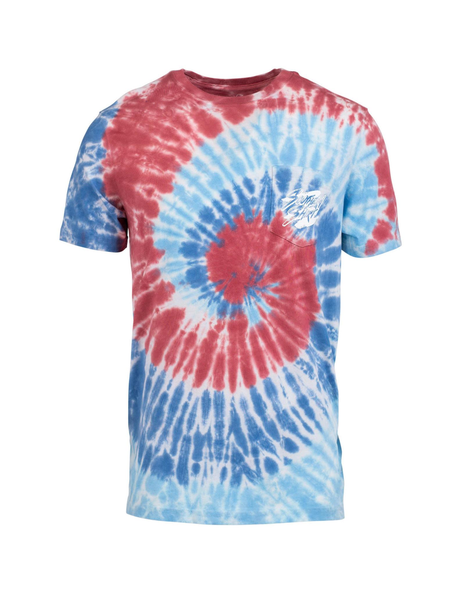Southern Shirt Co 1T089 - Bae Watch USA SS Tee
