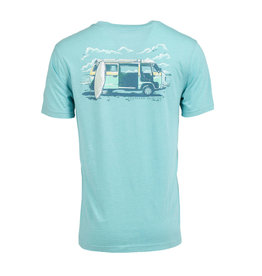 Southern Shirt Co 1T120 - Summer Swells SS Tee