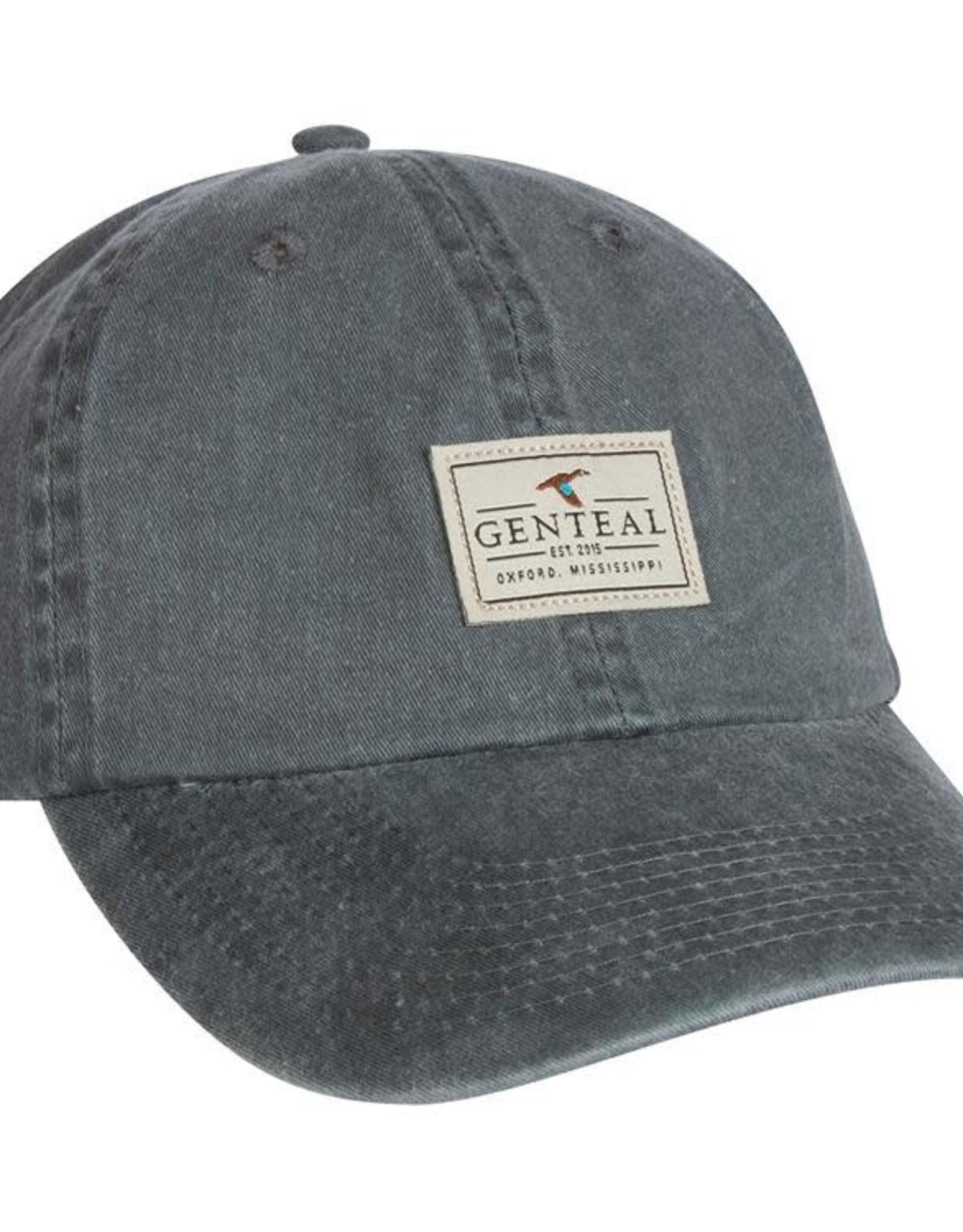 GenTeal Apparel 112 - Navy Patch Hat