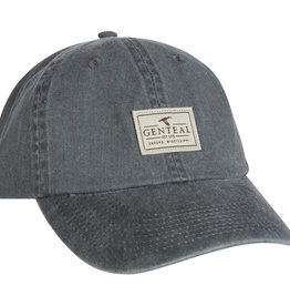 GenTeal Apparel 112 - Navy Patch Hat