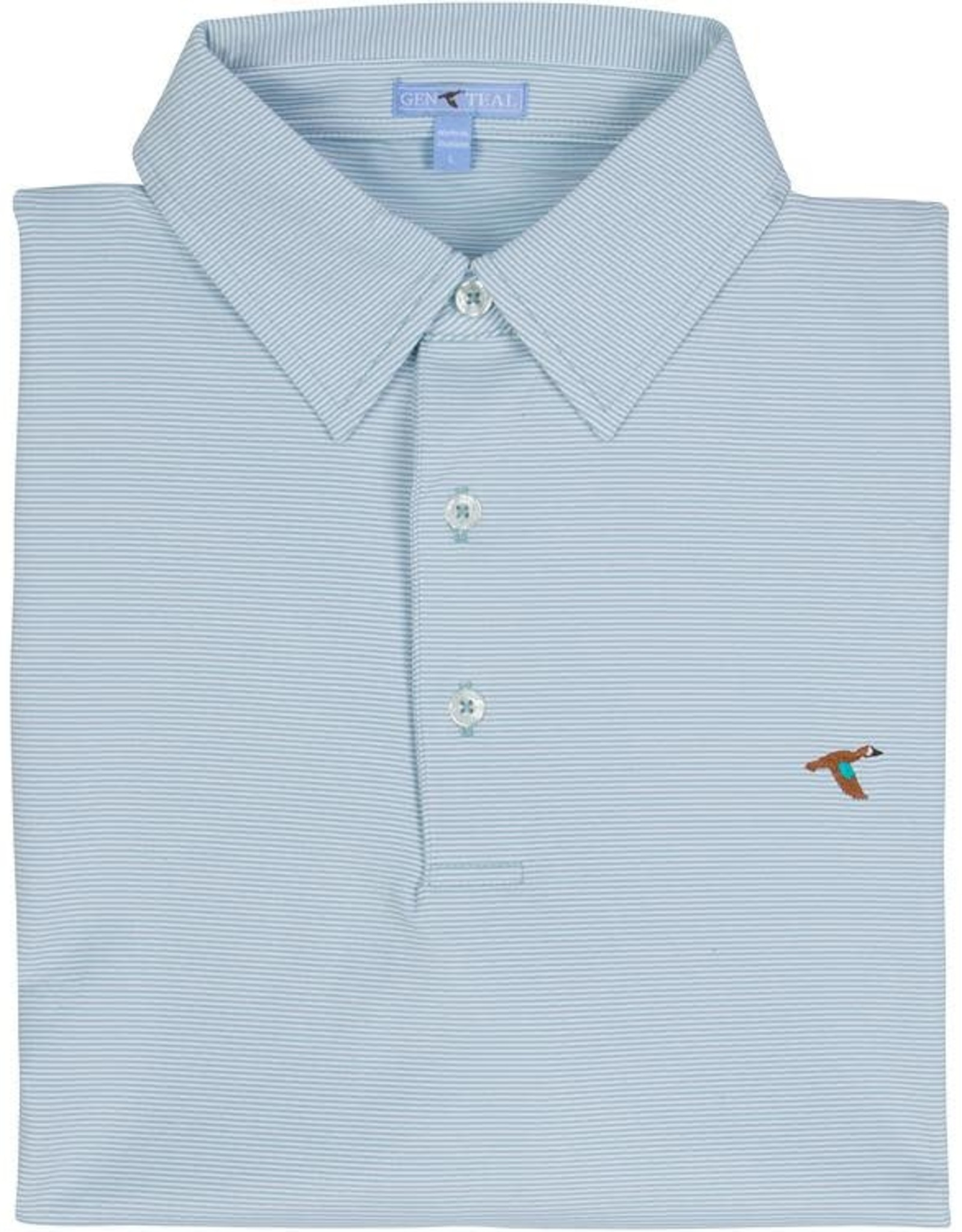 GenTeal Apparel 695 - Performance Polo