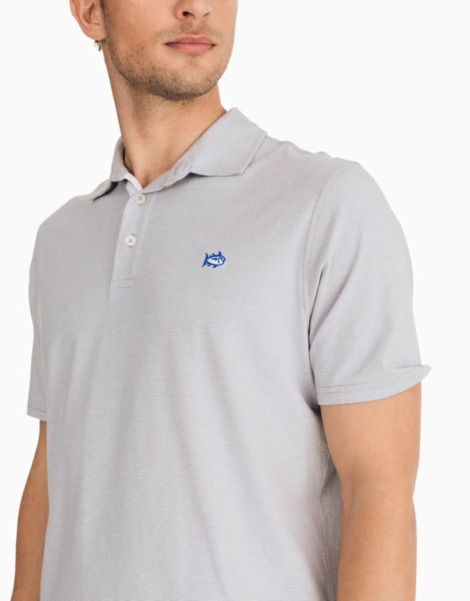Southern Tide 6120 - Channel Marker Striped Polo
