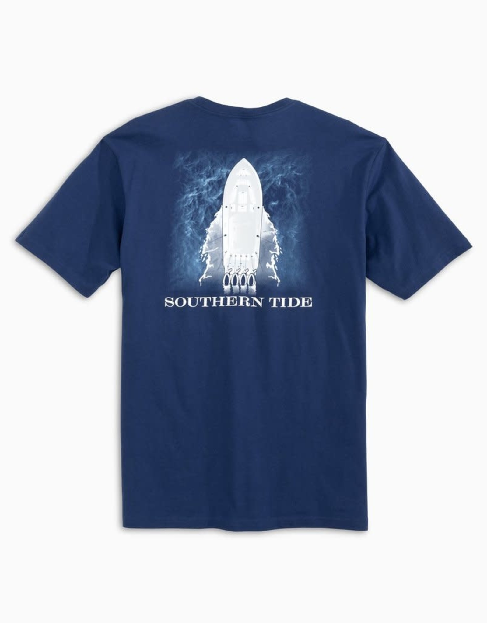 Southern Tide 6269 - Gradient Wave SS Tee