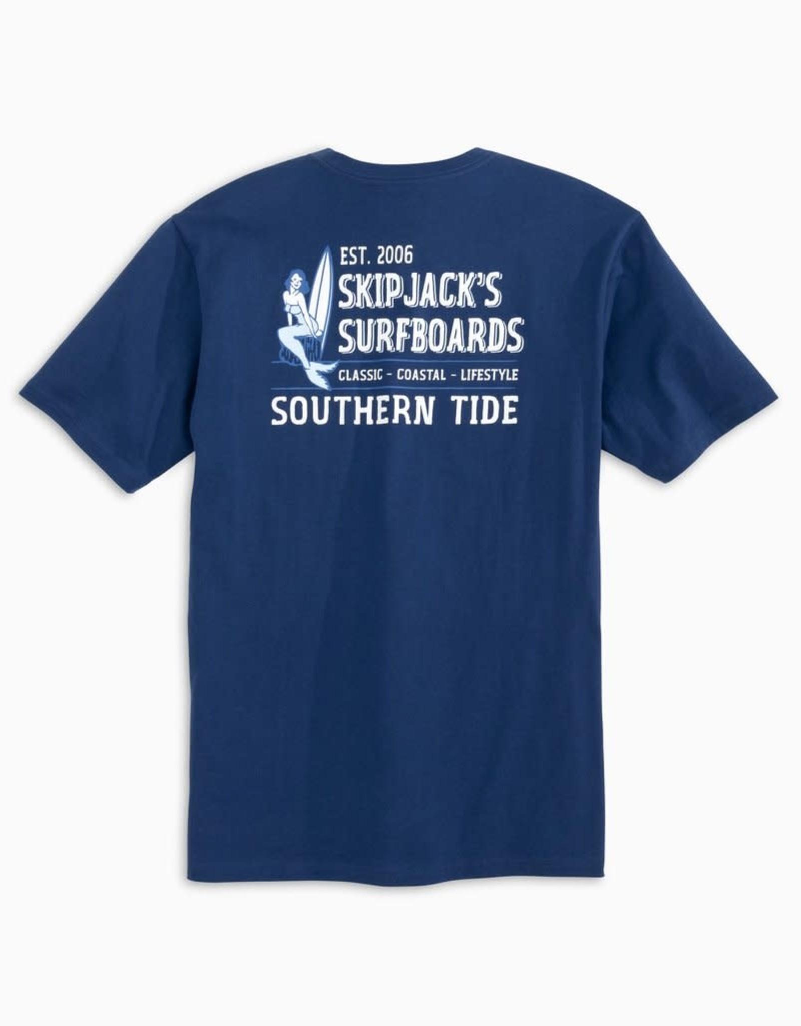 Southern Tide 6290 - Skipjack Surfboards SS Tee