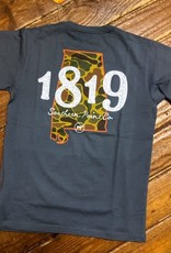 Southern Point Co State Lines Spring 20 SS Tee