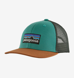 Patagonia Kid's Trucker Hat P-6 Logo
