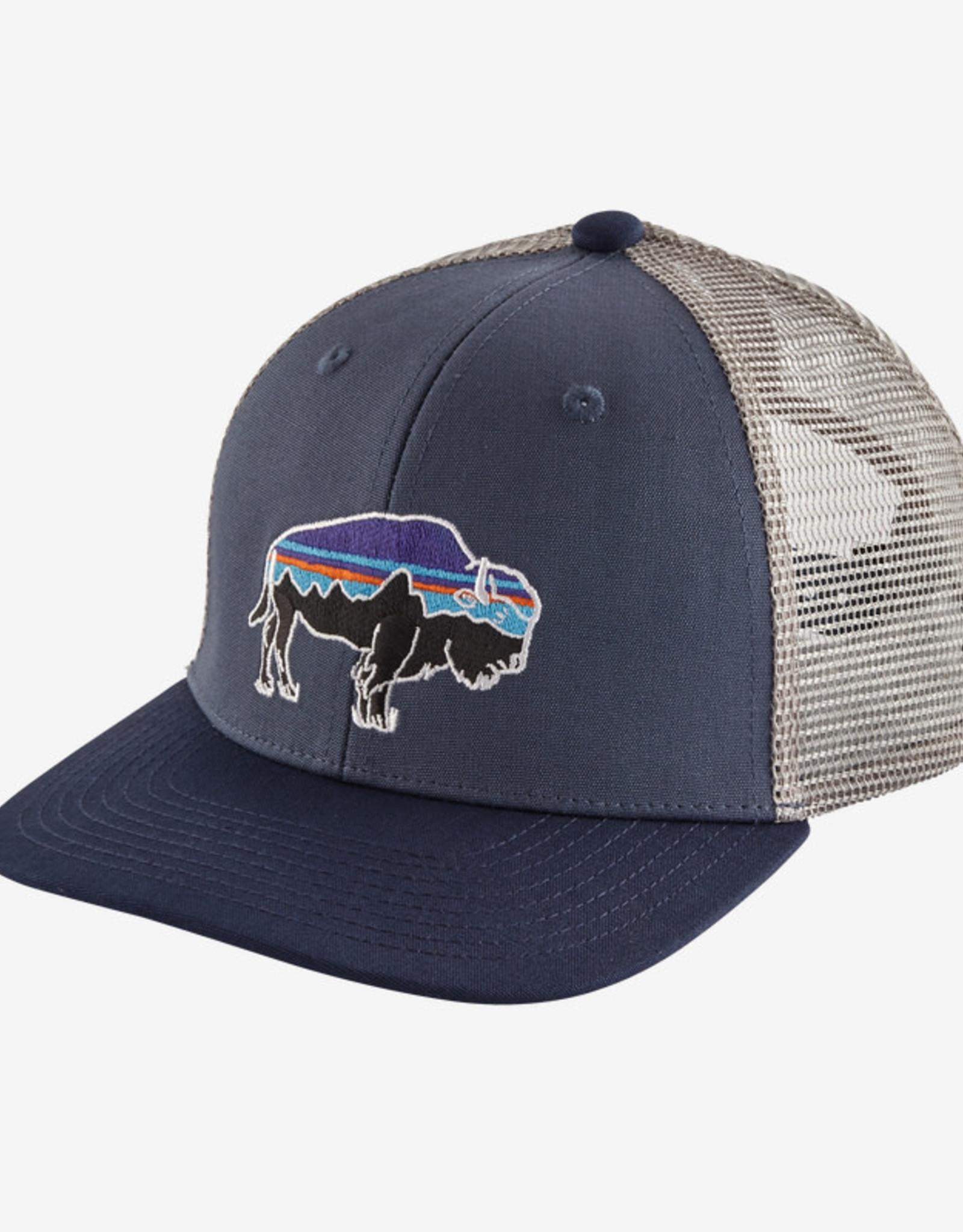 Patagonia Kid's Trucker Hat Fitz Roy Bison