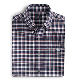 Fish Hippie Lowbridge Flannel Button Down