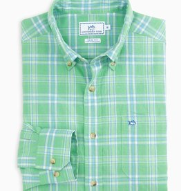 Southern Tide LS Shell Point Plaid Sportshirt