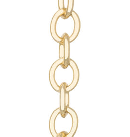"Kendra Scott 2"" Lobster Clasp Necklace Extender - Gold"