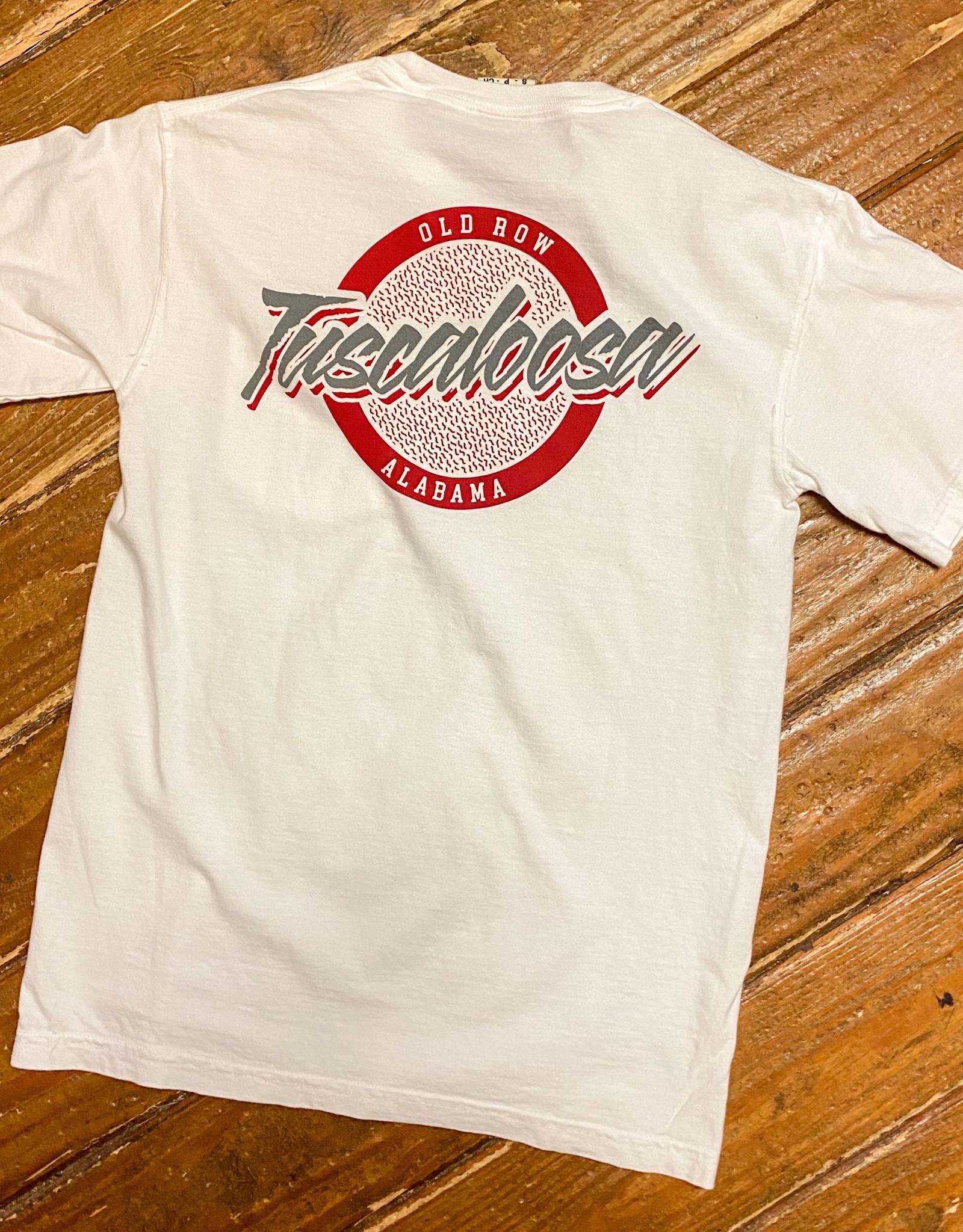 Tuscaloosa, AL Circle Logo SS Tee