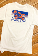 Southern Tide Collegiate Sunset Drive SS Tee