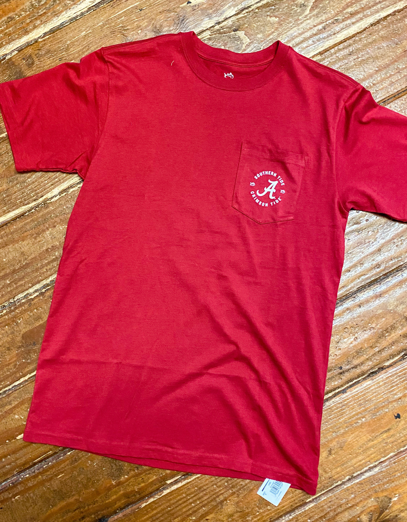 Southern Tide Gameday American School Tee