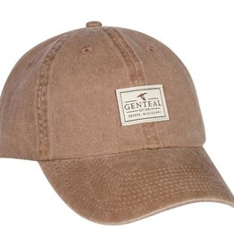GenTeal Apparel Brown Patch Hat