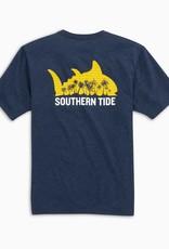 Southern Tide Beach Sunset SS Tee