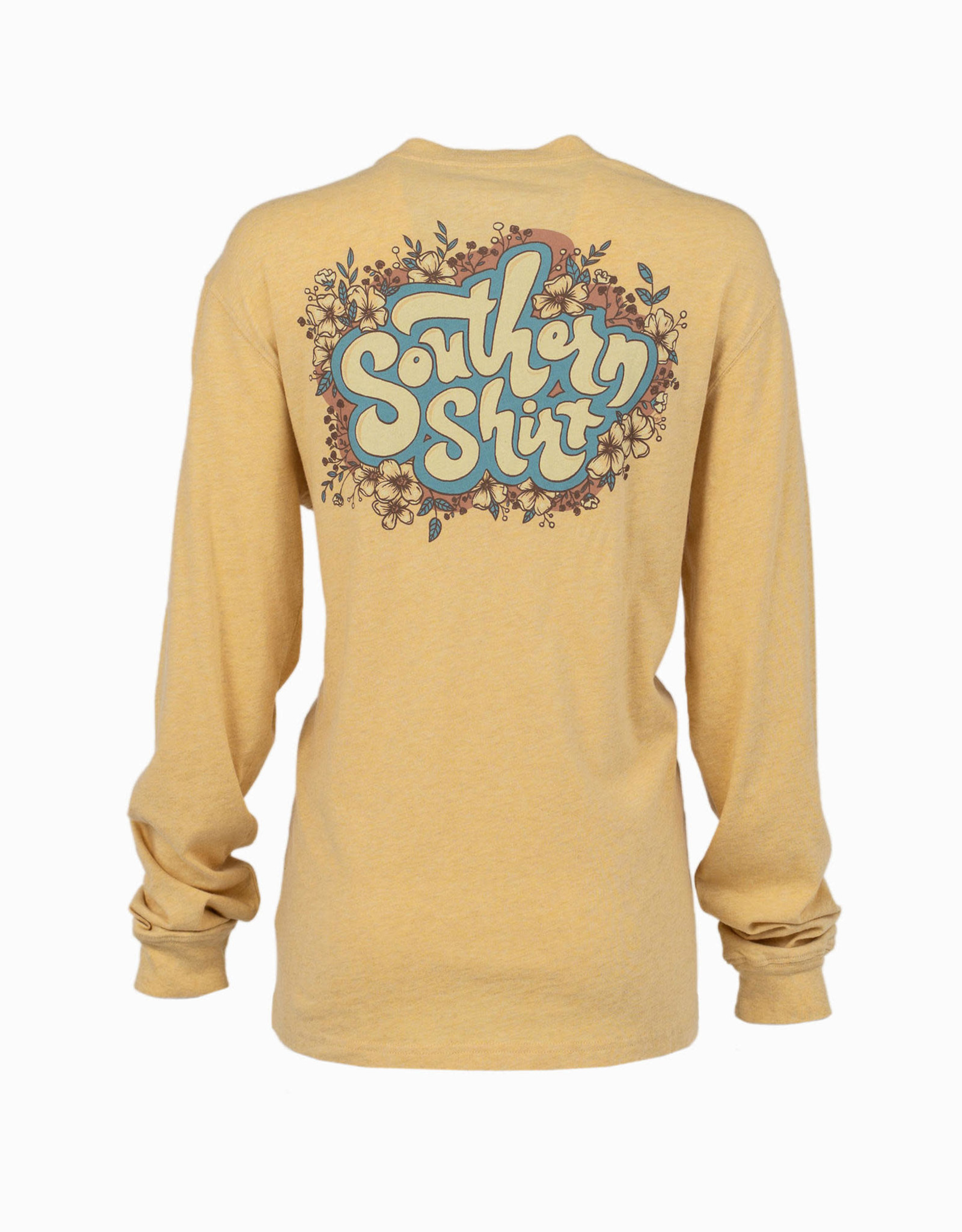 Southern Shirt Co Far Out Floral Tee