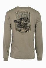Southern Shirt Co Wild Turkey LS Tee