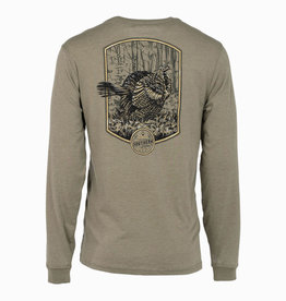 Southern Shirt Co Wild Turkey LS Tee