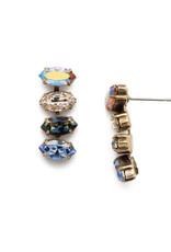 Sorrelli EEP5AGSDE - Selvedge Denim Reyna Dangle Earrings
