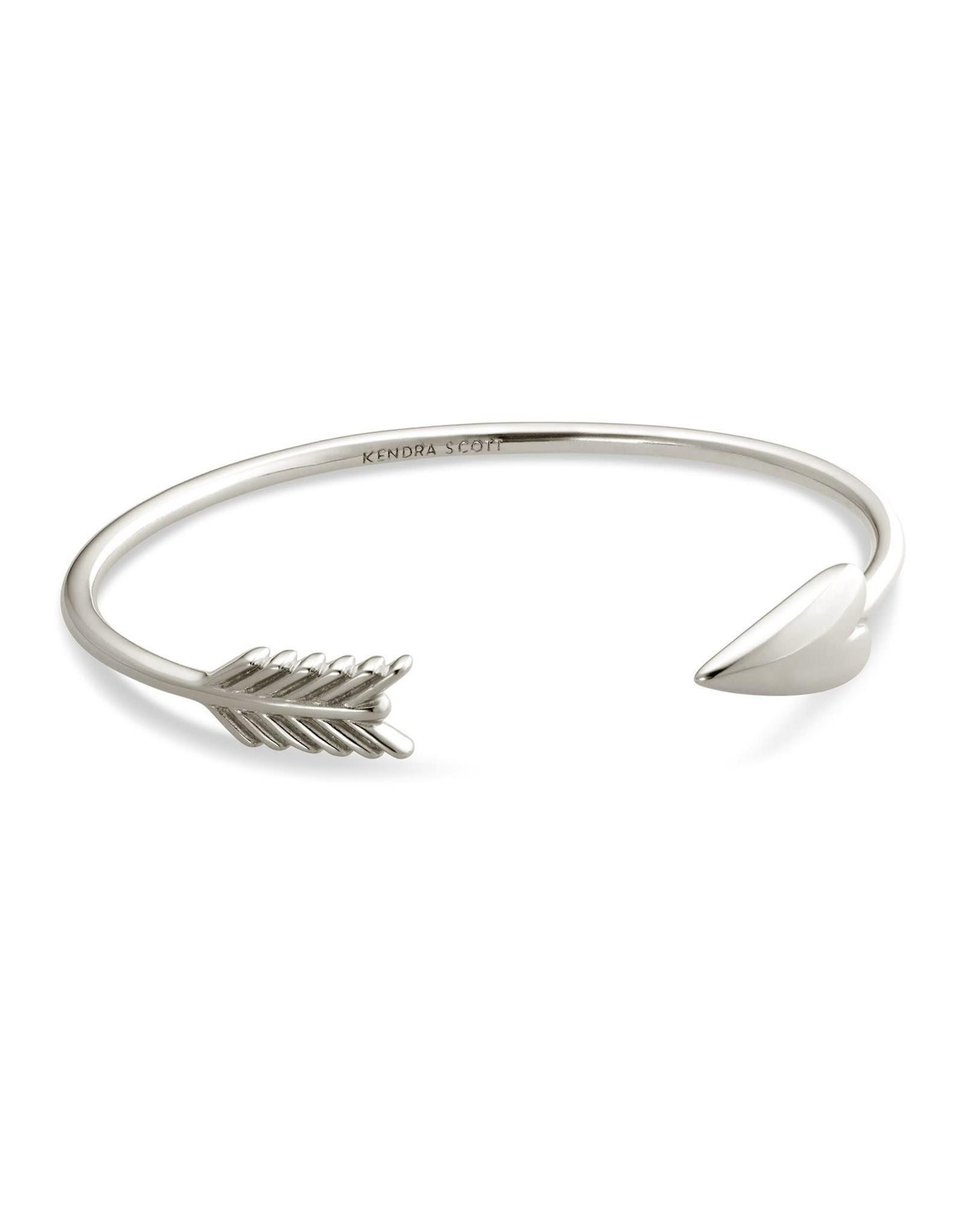 Kendra Scott Zoey Cuff Bracelet - Rhodium Metal